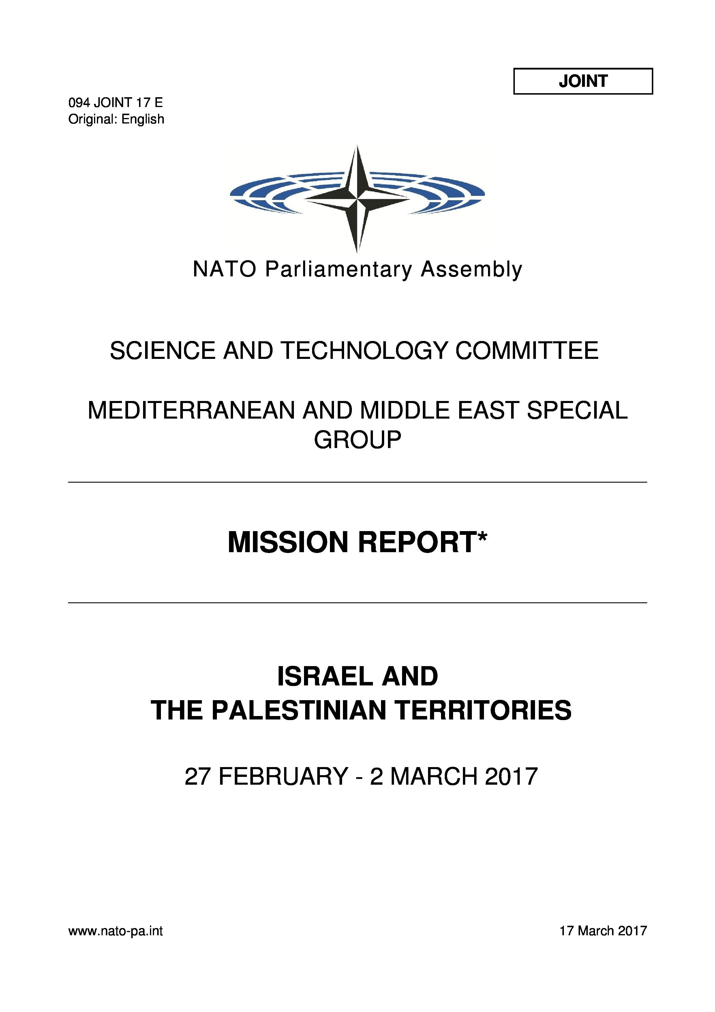 Documents | NATO PA