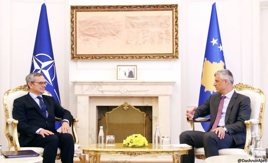 NATO PA President in Pristina urges further progress on Euro-Atlantic  integration of the Western Balkans db7d7628b382